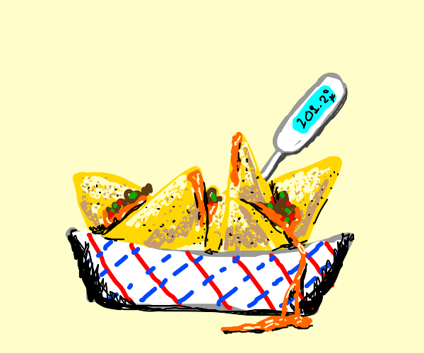 101.2 degree nachos