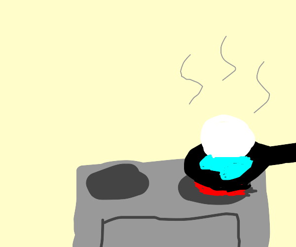 Cooking with a Snowball