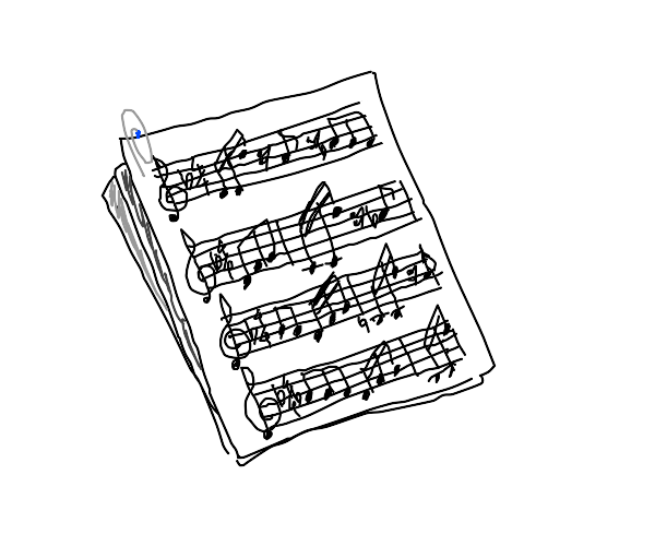 Megalovania sheet music