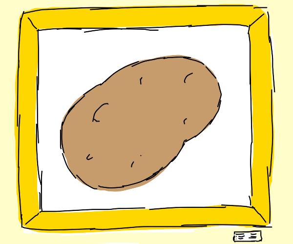 Potato Artwork