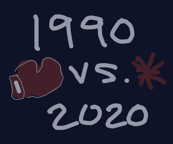 1990 vs 2020