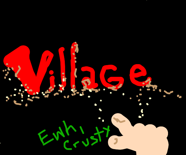 Crusty Village