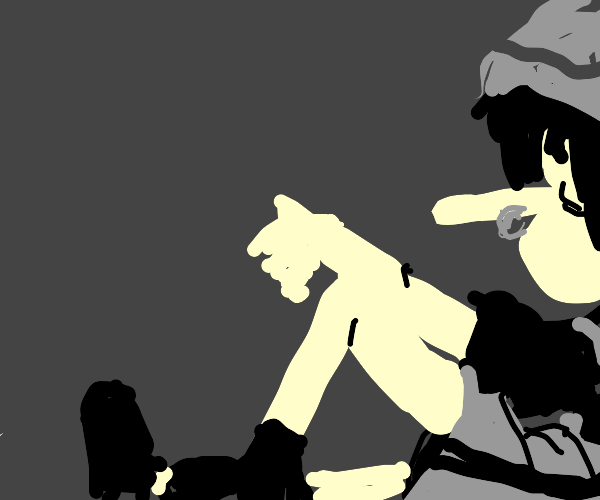 emo pinocchio