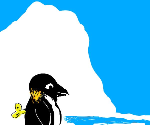 Wind-up Penguin