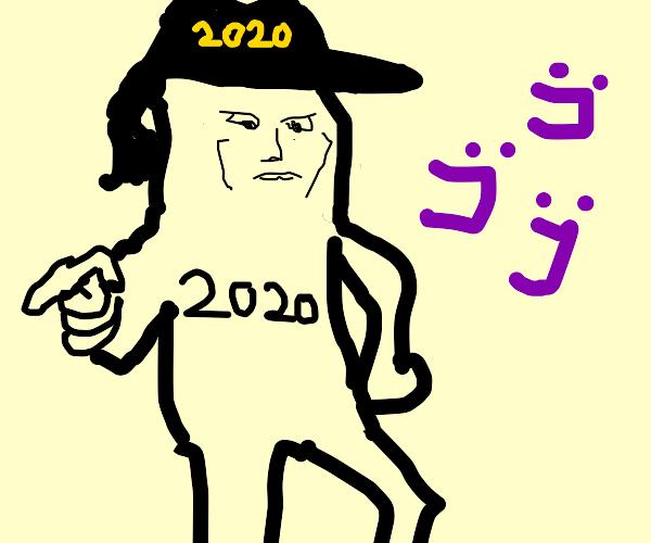 2020's Bizarre Adventure