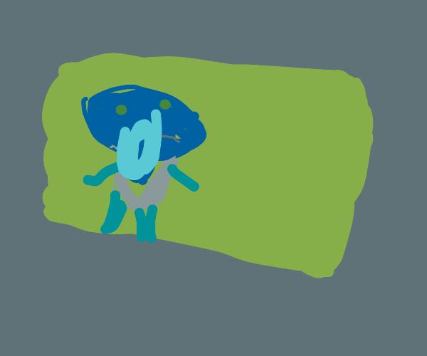 Squidward Tortellini's ID