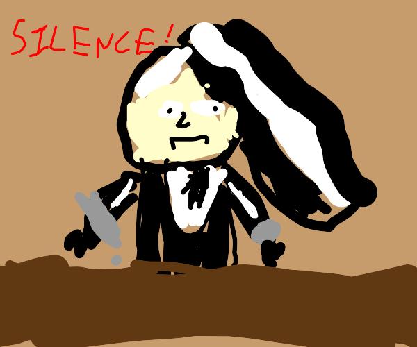 Simon Blackquill (Ace Attorney!)