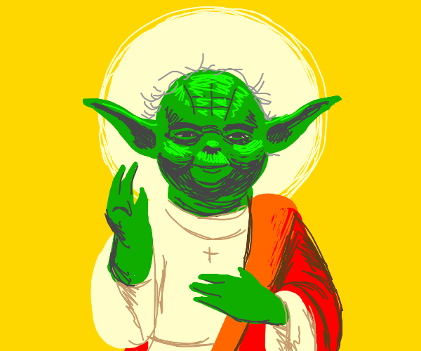 Yoda Christ