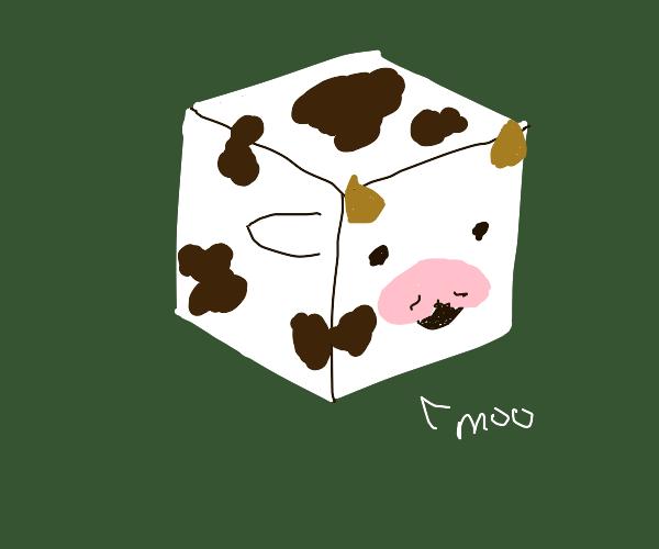 Cute Cowcube