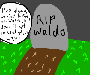 rip waldo