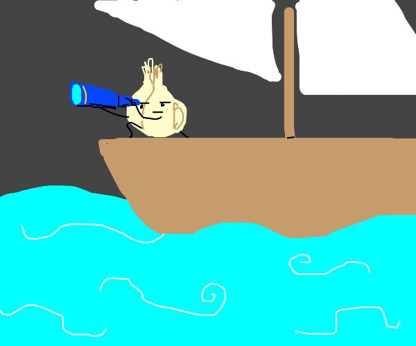 Garlic sailor