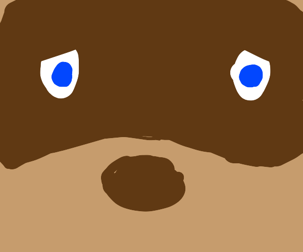 Tom Nook from Animal Crossing