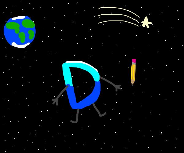 Drawception in s p a c e