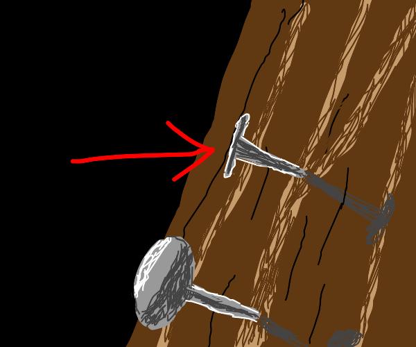 Flat Nail