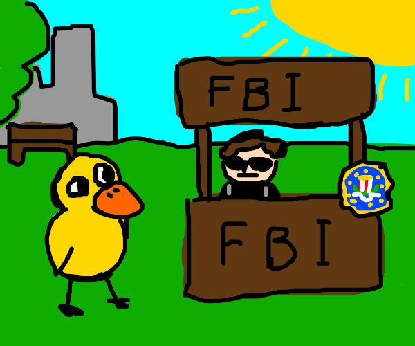 duck song fbi version