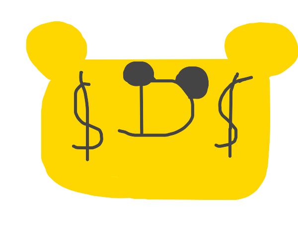 one disney dollarydoo