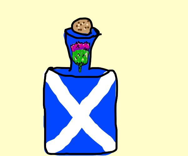 Scottish Bottle