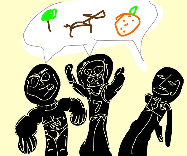 Boys Talking About Stuff