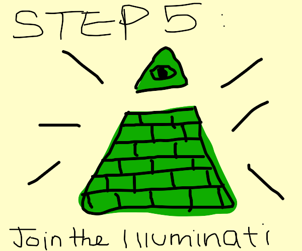 step 4: be consumed