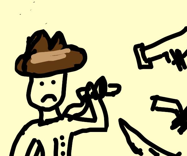 Indiana Jones has regrets