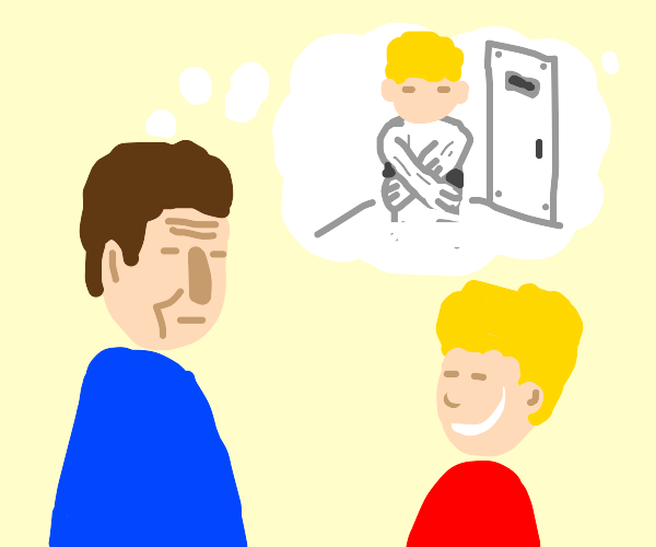 dad thinks son needs to be in mental hospital