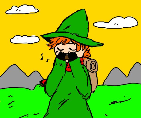 Snufkin Returns to Moominvalley