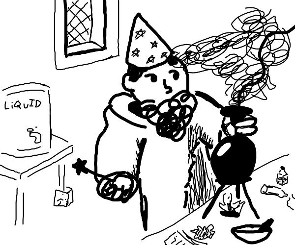 wizard scientist