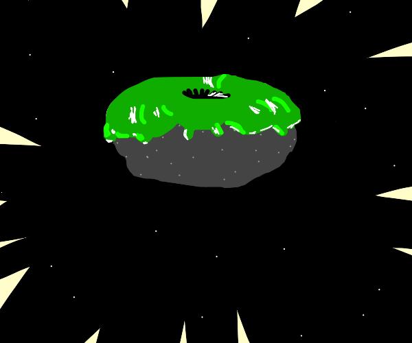 Alien donut
