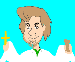 Our lord and savior Shaggy