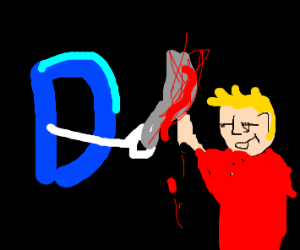Drawception just wants Jazza TO DIE but nah