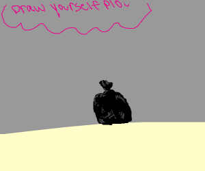Draw yourself (P.I.O.)