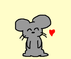 Cute lil Mouse