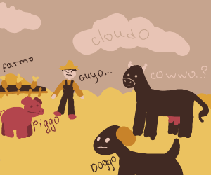 Animal Farm in a nutshell.