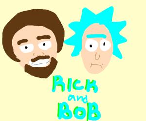 Rick and Bob Ross