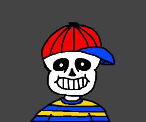 Sans is Ness, yes.