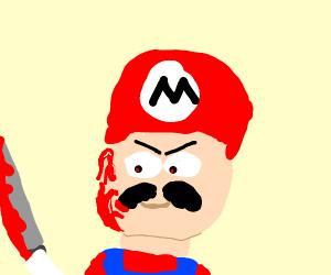 Homicidal Mario