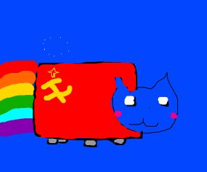 USSR nyan cat