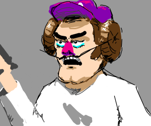 Princess Waluigi