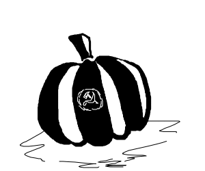 Communist Pumpkin