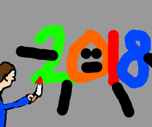 man stabs 2018