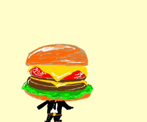 Fancy Hamburger