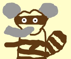 Elephant Raccoon