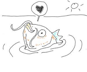 Magikarp in water