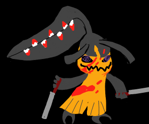 Psycho mawile