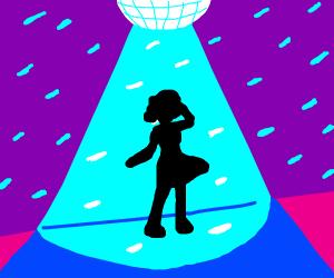 A disco party