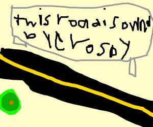 Crosby roads