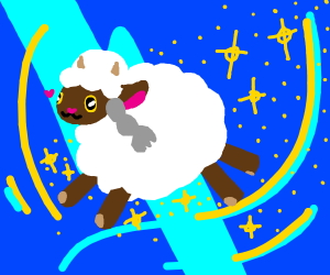 Fluffy Wooloo