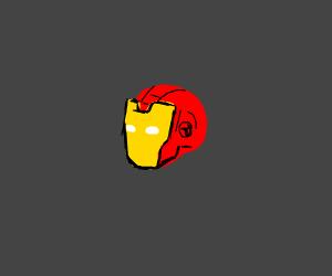 Tony Starks mask