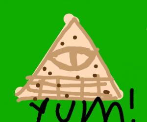 illuminati cookie