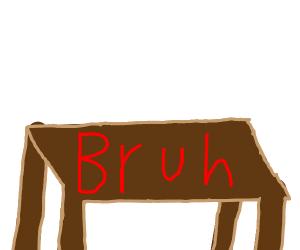 b ruh table